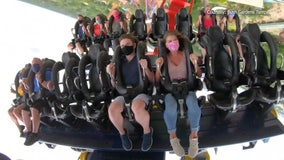 Busch Gardens Tampa ends temperature checks, relaxes distancing, keeps mask requirements