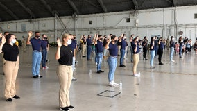Recruits take oath from 4-star general, CentCom commander at MacDill