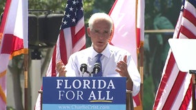 Rep. Charlie Crist announces his run for Florida governor