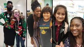 Polk teacher of the year overcame adversity to inspire students