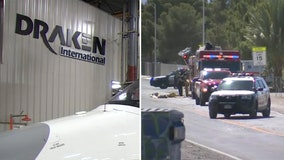 Fighter jet involved in deadly Las Vegas crash owned by Lakeland-based company