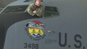 MacDill pilots honor family, history, country with aircraft nose art designs