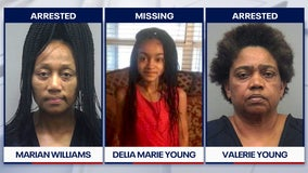 2 arrested in investigation into missing Gainesville teenager