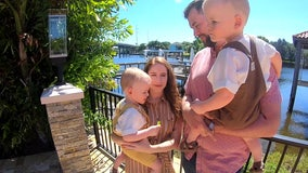 Two years later, family's appreciation for March of Dimes remains
