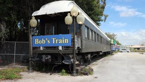 Aboard a train, this Sarasota chef serves up sides of history, nostalgia