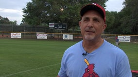 Longtime coach teaches kids to hit a home run in the game of life