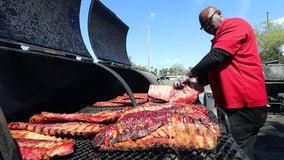 With smokers affectionately named after his relatives, 'country boy' cooks up old-fashioned BBQ