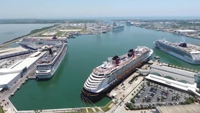 Talks at impasse in Florida's cruise industry fight