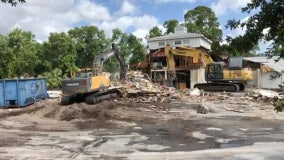 Plant City icon Buddy Freddy's torn down to make room for Chick-Fil-A