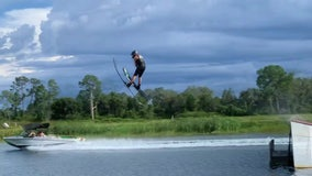 Lutz water-skier, 16, describes the jumper's mentality: 'Closest thing to flying'