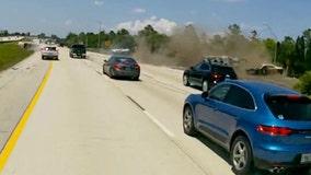 FHP: St. Pete man arrested for DUI following multi-vehicle crashon I-275