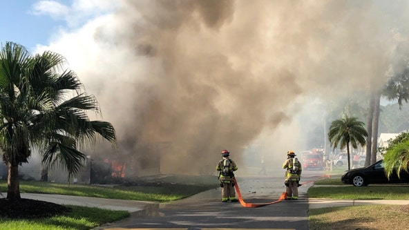 Sarasota girl dies in fire, possibly trying to save dogs, witnesses say