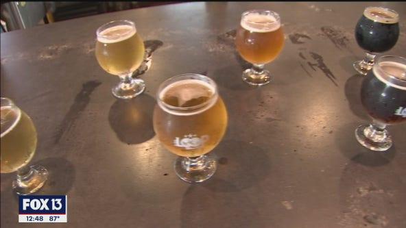 Neighborhood gatherings turn into a brewery at 'In the Loop' Brewing