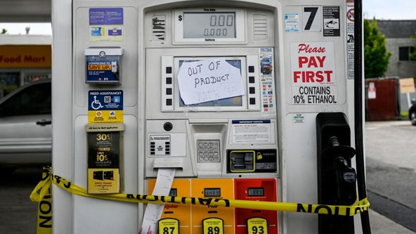 DeSantis urges motorists to avoid 'panic buying' gas