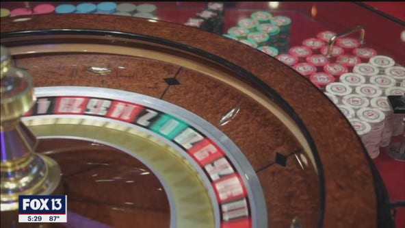 Florida lawmakers reconvene for special session on gambling