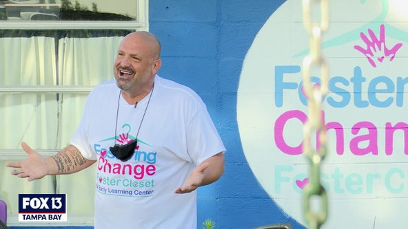Extraordinary Ordinary: George Agovino's Fostering Change Foster Closet