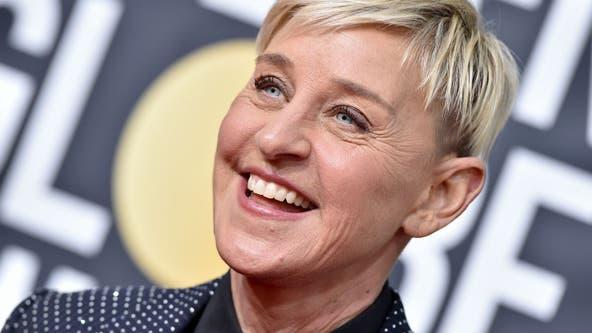 Ellen DeGeneres to end talk show in 2022