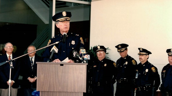 Former Clearwater police chief inducted into Florida Law Enforcement Officers Hall of Fame
