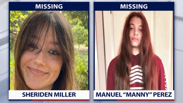 Sarasota police searching for 2 teens last seen near Tampa