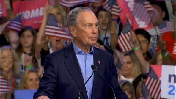 Florida's inquiry clears Bloomberg over felons voting case