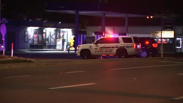 Pedestrian seriously injured in Pinellas Park crash