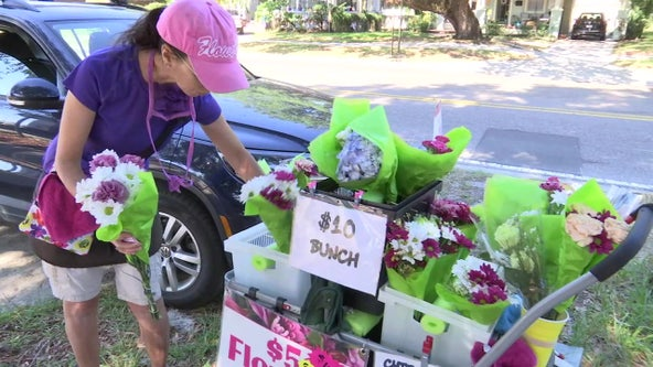 Daughter of Cuban immigrant launches bouquet business that's blooming all over town
