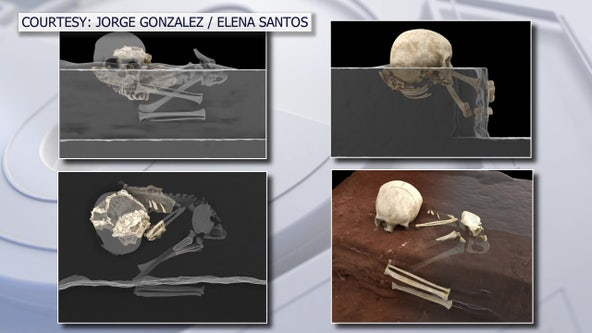 USF researcher explains process -- and meaning -- of finding 78,000-year-old burial site