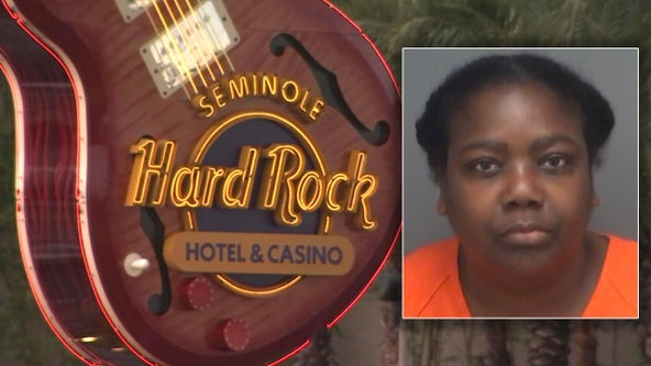 Police: Woman called in bomb threat at Seminole Hard Rock casino after losing $380 playing slots