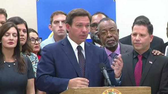 DeSantis signs bill to majorly expand Florida's private school voucher program