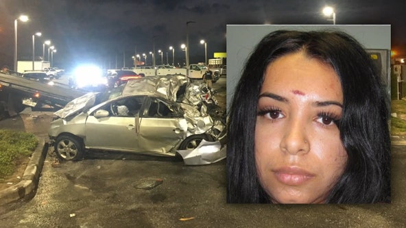 Prosecutors want repeat DUI manslaughter suspect to stay in jail after deadly dealership crash