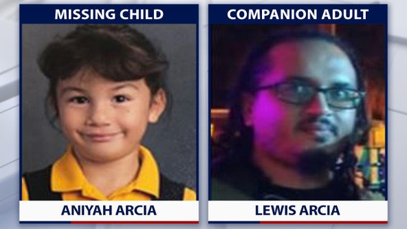 Florida Missing Child Alert issued for 9-year-old Homestead girl