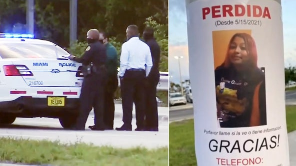 Missing teen who disappeared after going for a run found dead in Miami