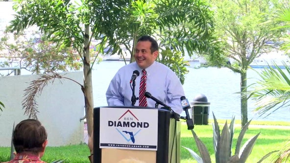Ben Diamond joins crowded field vying for Charlie Crist's congressional seat
