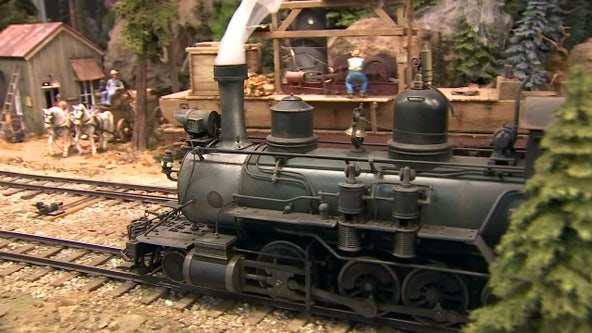 All aboard! Suncoast Center for Fine Scale Modeling reopens after pandemic