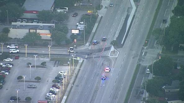 Motorcyclist dies following Park Boulevard crash