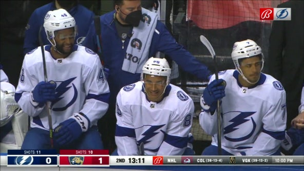 First all-Black forward starting line showcases Lightning, NHL's focus on diversity