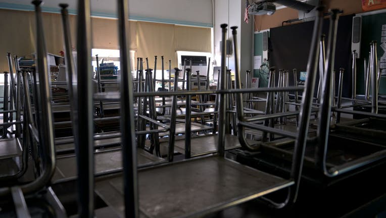 e2e288f8-New York City Announces Its Closing Schools Again Due To Coronavirus