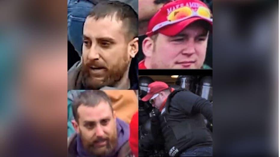Capitol riot suspects edit