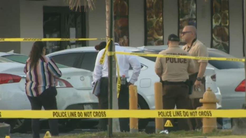 Miami mass shooting