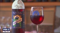 Keel and Curley Blueberry Wine
