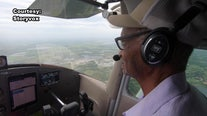 'Let's do it': Hospice chaplain helps Bartow man fulfill lifelong dream of flying