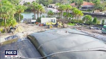 Project to clear algae from Kings Bay and Crystal River makes significant progress