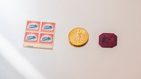 Rare coin, stamps could sell for combined $37 million at auction