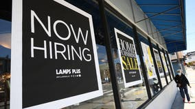 US unemployment claims tick up to 412,000 from pandemic low