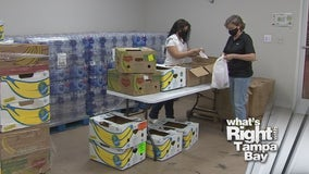 Feeding Tampa Bay, Bank United team up for hurricane readiness