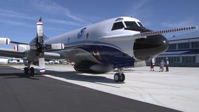Hurricane Hunters ready to take off from Lakeland, gather invaluable data for Atlantic season