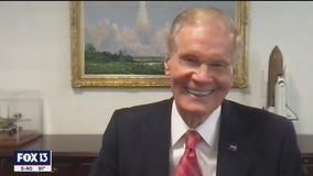 Nelson confident in space agency's budget, mission: 'Everybody loves NASA'