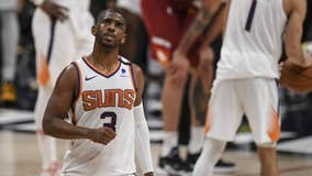 NBA injury report lists Suns' Chris Paul 'out' for Game 2 of West Finals vs. LA Clippers
