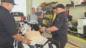Venice EMS uses 'game-changer' device to perform chest compressions with 99% efficiency