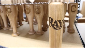 Former pitcher's Winter Haven company transforms baseball bats into drinking mugs